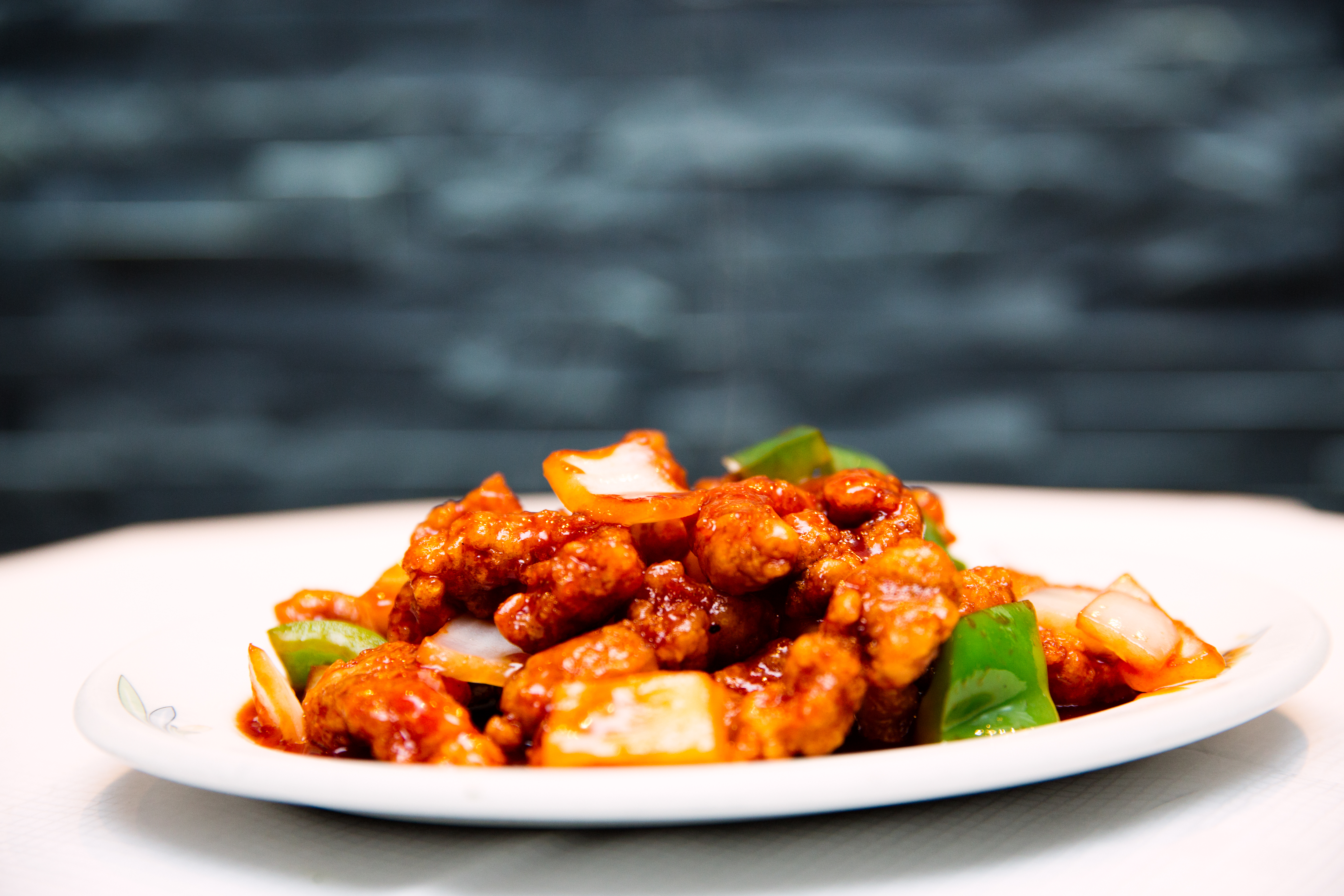 Our Signature Sweet & Sour Chicken